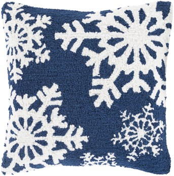 Winter Pillows Snowflakes arearugs