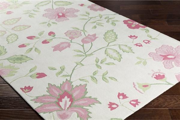Surya Skidaddle Pastel Floral Rug Floral Area Rug Rugs
