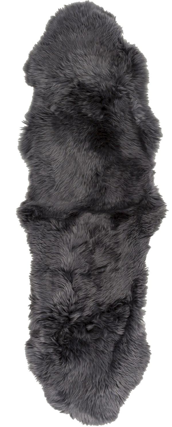 Charcoal (SHS-9602) Animals / Animal Skins Area Rug