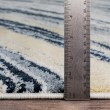 Product Image of Cream, Grey, White Contemporary / Modern Area Rug