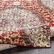 Product Image of Red, Orange, White Traditional / Oriental Area Rug