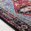 Product Image of Dark Red, Black Traditional / Oriental Area Rug