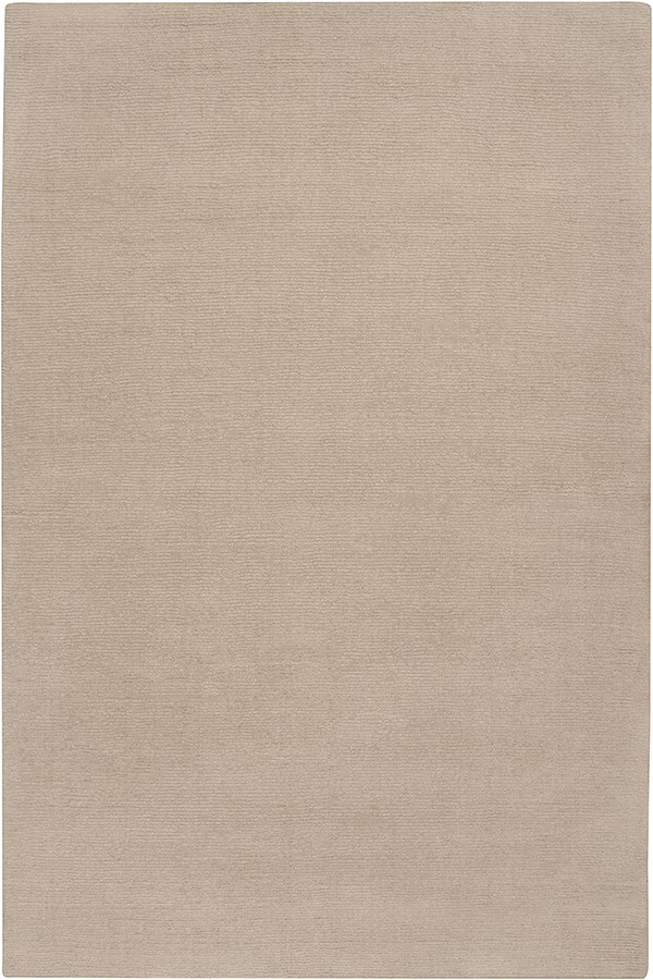 Taupe (M-335) Solid Area Rug