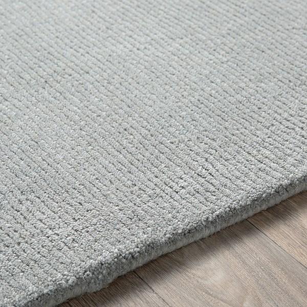 Medium Gray (M-211) Solid Area Rug