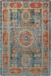 Product Image of Vintage / Overdyed Blue, Saffron, Red, Taupe (1009) Area Rug
