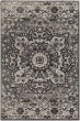 Product Image of Traditional / Oriental Charcoal, Medium Grey, Ice Blue (AMS-1018) Area Rug