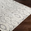 Product Image of Charcoal, Cream, Pale Blue Vintage / Overdyed Area Rug