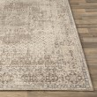 Product Image of Cream, Taupe, Charcoal, Light Grey Vintage / Overdyed Area Rug