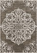 Product Image of Traditional / Oriental Medium Gray, Black, Silver Gray (BYL-1031) Area Rug