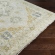 Product Image of Khaki, Mustard, Teal, Butter, Olive Traditional / Oriental Area Rug