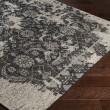 Product Image of Khaki, Black, Pale Blue Vintage / Overdyed Area Rug