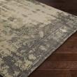 Product Image of Tan, Medium Grey, Navy, Sage, Khaki Vintage / Overdyed Area Rug
