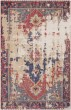 Product Image of Rust, Navy, Wheat, Teal, Mustard Vintage / Overdyed Area Rug