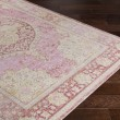Product Image of Bright Pink, Bright Yellow Traditional / Oriental Area Rug