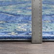 Product Image of Navy, Teal (ABA-6253) Southwestern / Lodge Area Rug