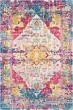 Product Image of Saffron, Rose, Bright Pink, Navy, Lime Traditional / Oriental Area Rug
