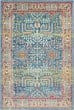 Product Image of Bright Blue, Sky Blue, Lime, Bright Pink, Saffron Traditional / Oriental Area Rug