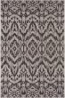 Product Image of Outdoor / Indoor Light Grey, White, Black (TNG-2323) Area Rug