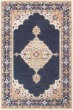 Product Image of Traditional / Oriental Black, Khaki, Sky Blue, Bright Red (FIR-1003) Area Rug