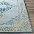 Product Image of Sage, Teal, Khaki, Bright Yellow (FIR-1004) Traditional / Oriental Area Rug