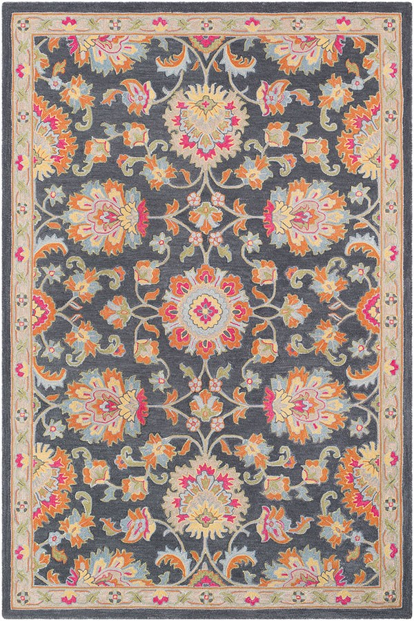 Surya Fire Work Traditional Ii Rugs Rugs Direct