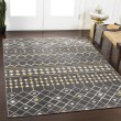 Product Image of Charcoal, Medium Gray, Butter Moroccan Area Rug