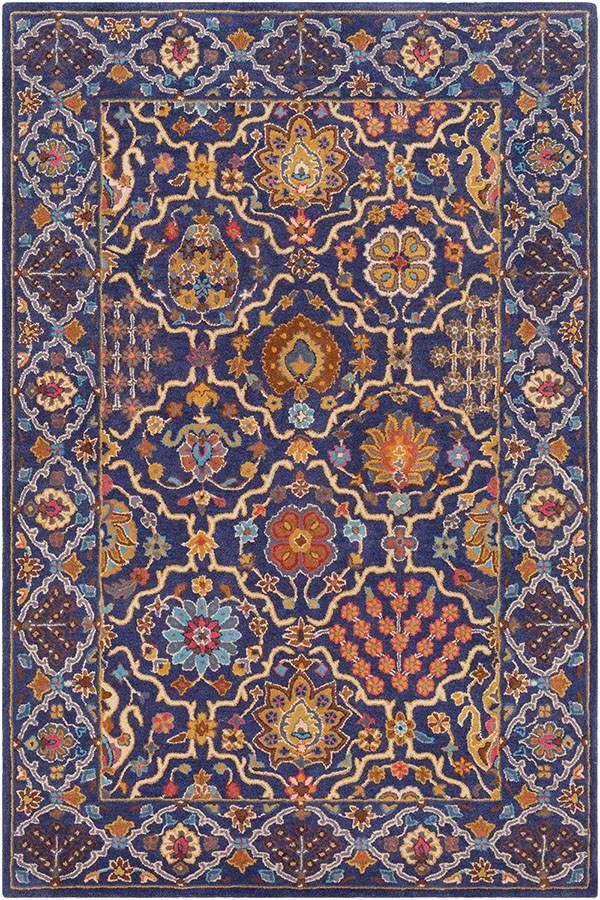 Surya Rajhari Rjh 1000 Oriental Wool Area Rugs Rugs Direct