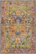Product Image of Lime, Yellow, Medium Grey, Pink, Blue, Red, Olive Bohemian Area Rug