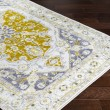 Product Image of Olive, Lime, White Bohemian Area Rug