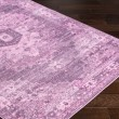 Product Image of Bright Pink, Lilac, Coral Bohemian Area Rug