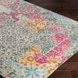 Product Image of Navy, Pink, Burnt Orange, Blue, Wheat (HNO-1004) Moroccan Area Rug