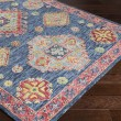 Product Image of Denim, Navy, Coral, Rose, Butter, Lime Traditional / Oriental Area Rug