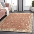 Product Image of Rust, Taupe, Cream Bohemian Area Rug