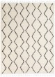 Product Image of Charcoal, Beige Shag Area Rug