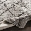 Product Image of Light Grey, Charcoal (CSR-1003) Shag Area Rug