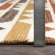 Product Image of Camel, Black, Cream Southwestern / Lodge Area Rug