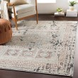 Product Image of Beige, Rose, Medium Grey, Charcoal Transitional Area Rug