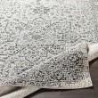 Product Image of Medium Grey, Beige, Charcoal Vintage / Overdyed Area Rug