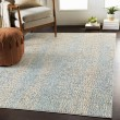 Product Image of Charcoal, Medium Grey, Beige Contemporary / Modern Area Rug