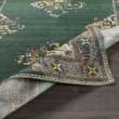 Product Image of Green, Denim, Wheat, Saffron, Orange, Grey Traditional / Oriental Area Rug