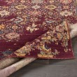 Product Image of Red, Orange, Grey, Denim, Wheat, Saffron Vintage / Overdyed Area Rug