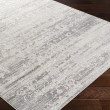 Product Image of Silver Gray, White, Medium Gray Vintage / Overdyed Area Rug