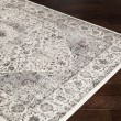 Product Image of Charcoal, Medium Gray Traditional / Oriental Area Rug