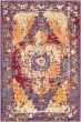 Product Image of Bright Purple, Dark Red Bohemian Area Rug