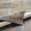 Product Image of Taupe, Aqua, Navy, Camel, Burnt Orange, Cream Vintage / Overdyed Area Rug