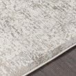 Product Image of Light Grey, Grey, Cream Transitional Area Rug