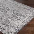 Product Image of Black, Grey, Light Grey, White Vintage / Overdyed Area Rug