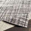 Product Image of Lavender, Medium Gray, Black Contemporary / Modern Area Rug