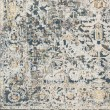 Product Image of Pale Blue, Bright Blue Rustic / Farmhouse Area Rug