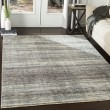 Product Image of Medium Gray, Medium Gray Contemporary / Modern Area Rug